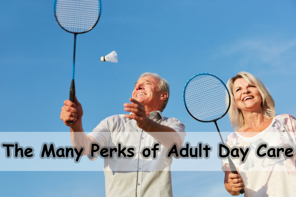 The Many Perks of Adult Day Care